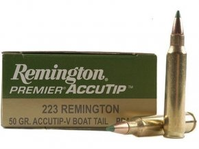 Remington 223 accutip