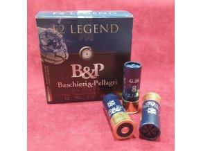 B&P 12/70 F2 Legend 2,3mm (8), 28g