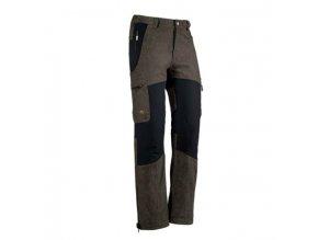 Kalhoty Blaser Vintage Active Kamenná melange
