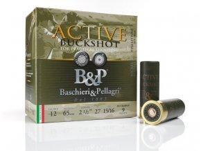 BP buckshot