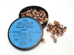 S&B flobert 6mm kulicka