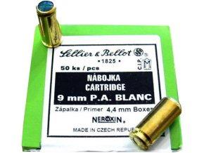 9mm startovaci