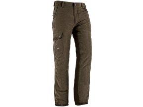 110002 Argali2 kalhoty zimní hnědé