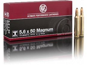 RWS 5,6x50R Mag TM
