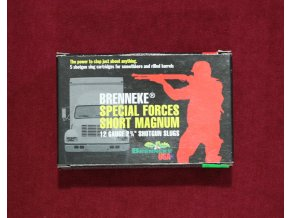 Brenneke 12/70 Special Forces
