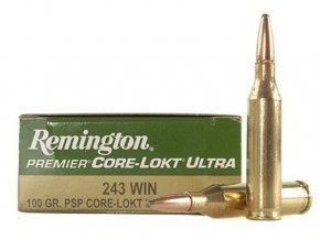 Remington corelock 243