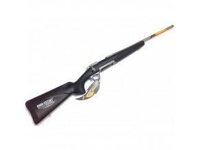 X bolt fluted stainless stalker 1
