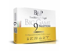 bp big game pallettoni 90 cal 20