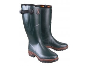 Aigle Parcours 2 Outlast Wellies Bronze 2