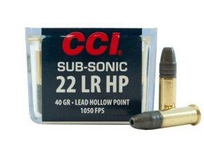 cci subsonic 22lr hp 50 pack cci 0056