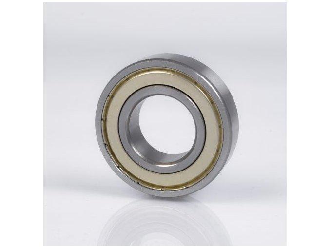 6009-ZZ (45x75x16) Jednořadé kuličkové ložisko krytované plechem. | Prodej ložisek