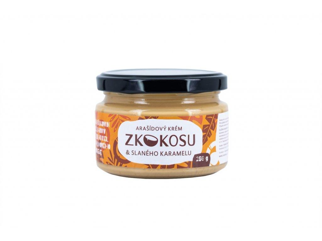zkokosu arasidovy krem 250