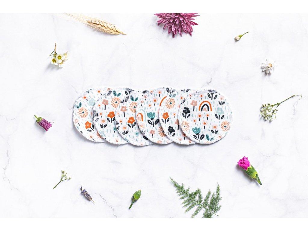 zkokosu odlicovaci tamponky na tvar primavera