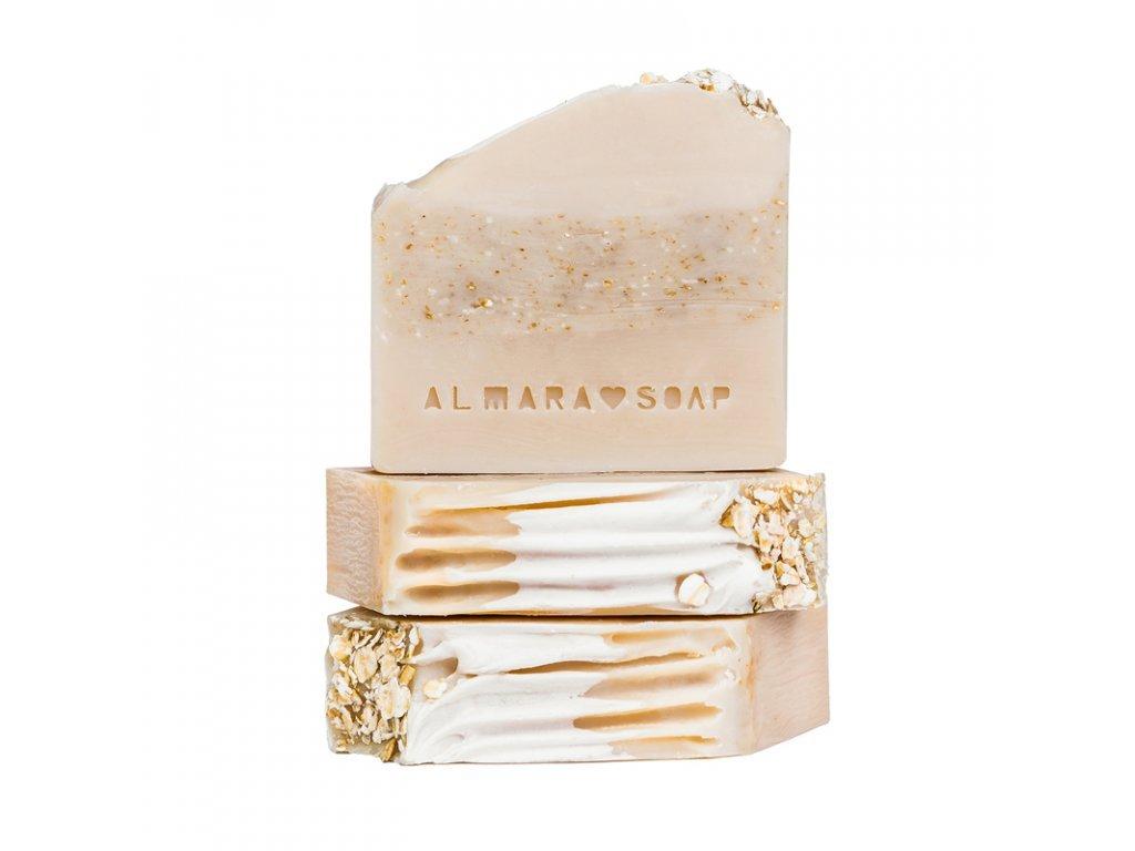 almara soap tuhé mýdlo sweet milk