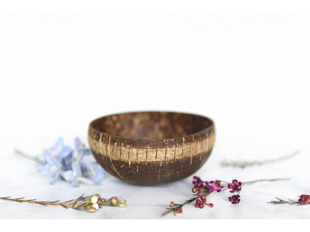 zkokosu kokosová miska bella