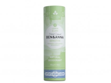 ben anna citron limetka sensitive deo 60g