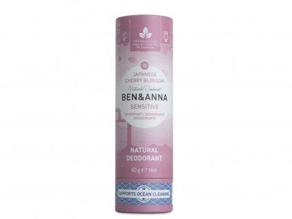 ben anna tuhy deodorant 60 g tresnovy kvet sensitive