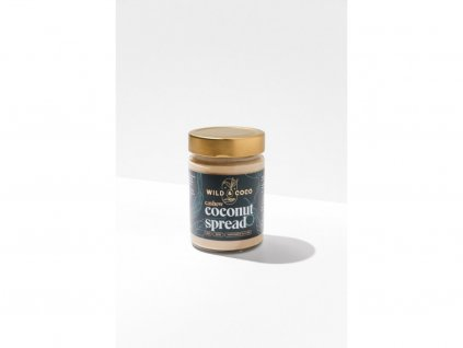 wild and coco kokosová pomazánka kešu