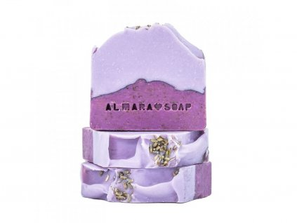 almara soap tuhé mýdlo lavender fields