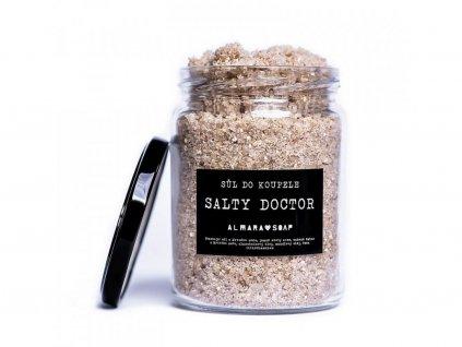 almara soap koupelová sůl salty doctor