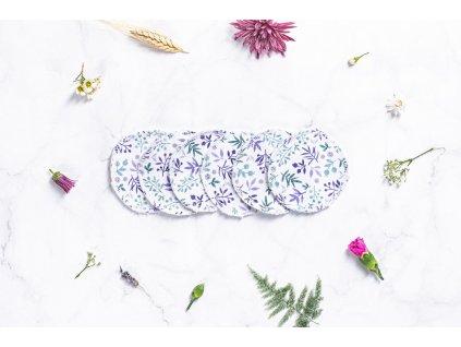 zkokosu odlicovaci tamponky na tvar boruvka