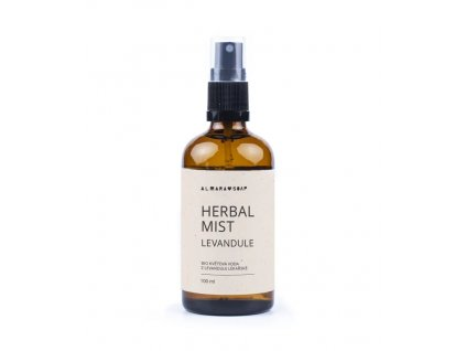 almara soap pletova voda herbal mist LEVANDULE