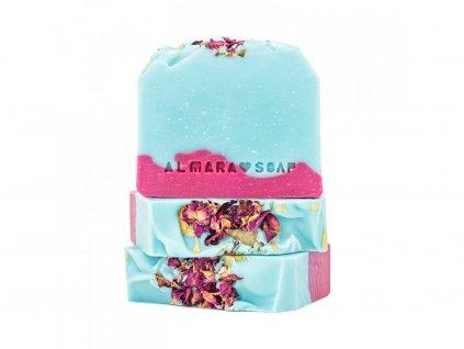 almara soap tuhé mýdlo wild rose