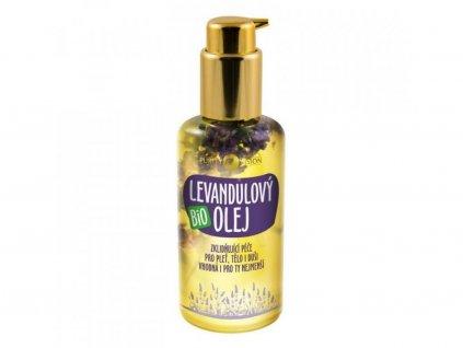 purity vision bio levandulovy olej 100 ml
