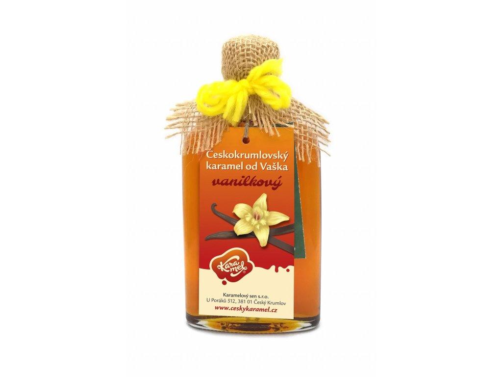 karamel vanilkový