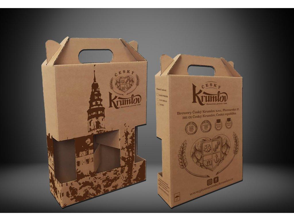 Brewery Cesky Krumlov gift box 2020