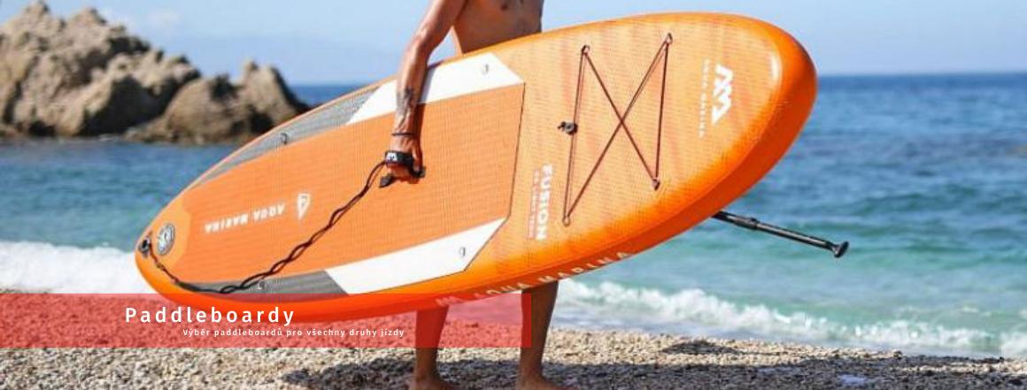 Nabídka paddleboardů