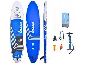 paddleboard s padlem zray x3 cz