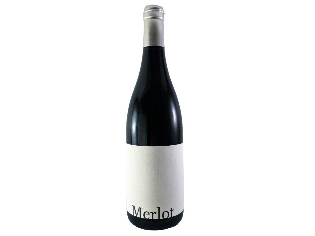 """Krásná hora - Merlot """"Barrel selection"""" 2018 0,75l   E-shop s kvalitními a vyzkoušenými víny   Zkusvino.cz"""