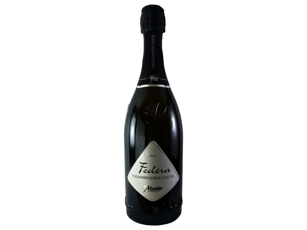 Cantina Miotto - Prosecco FEDÉRA DOCG 0,75l | E-shop s kvalitními a vyzkoušenými víny | Zkusvino.cz