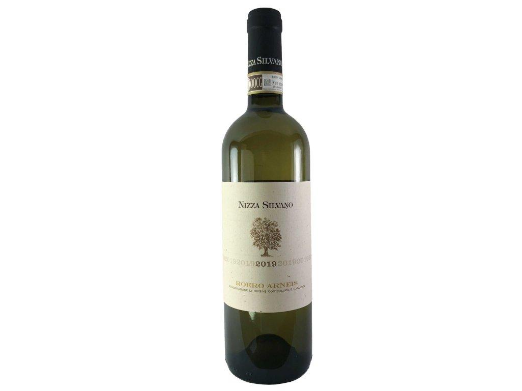 Nizza Silvano - Roero Arneis 2019 0,75l | E-shop s kvalitními a vyzkoušenými víny | Zkusvino.cz