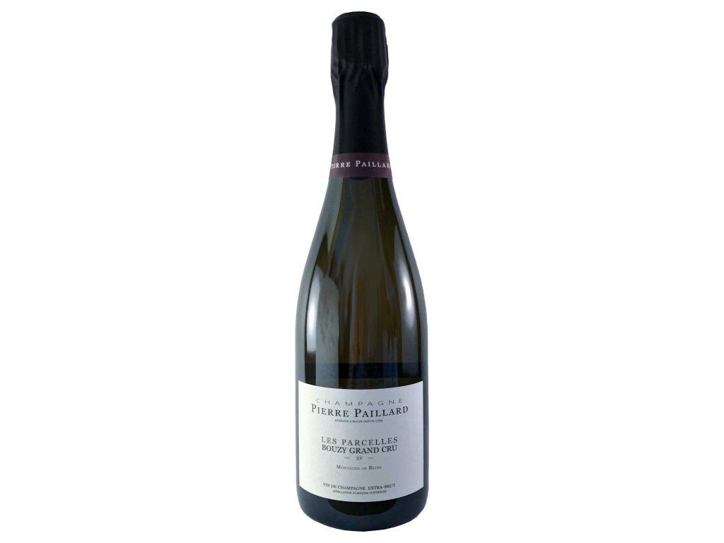 Pierre Paillard - Les Parcelles Bouzy Grand Cru 0,75l | E-shop s kvalitními a vyzkoušenými víny | Zkusvino.cz