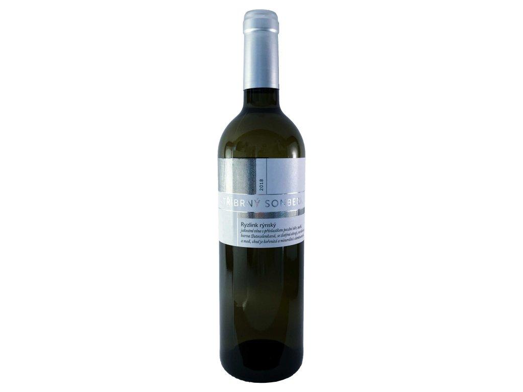 Sonberk - Ryzlink rýnský 2018 0,75l | E-shop s kvalitními a vyzkoušenými víny | Zkusvino.cz