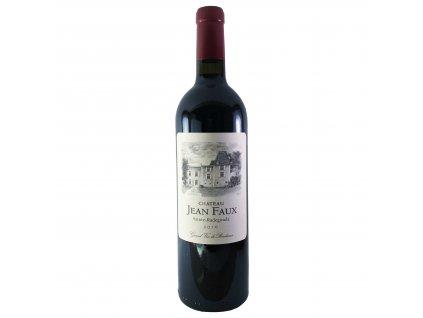 Chateau Jean Faux - SAINTE RADEGONDE Rouge 2016 0,75l | E-shop s kvalitními a vyzkoušenými víny | Zkusvino.cz