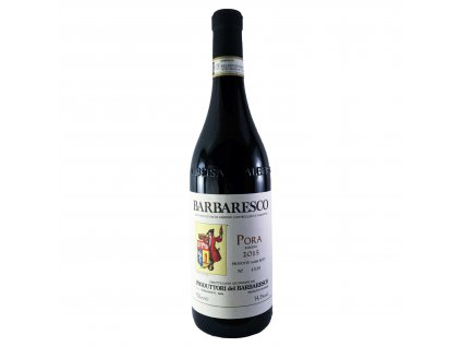 "Produttori del Barbaresco - Barbaresco DOCG Riserva ""Pora"" 2015 0,75l | E-shop s kvalitními a vyzkoušenými víny | Zkusvino.cz"