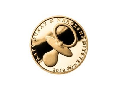 Darujte zlatou či stříbrnou minci, darujete vzpomínku