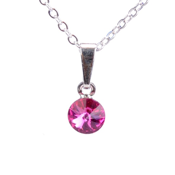 _vyr_2289Detsky-nahrdelnik-se-Swarovski-crystals-Rivoli-6-Fuchsia-u