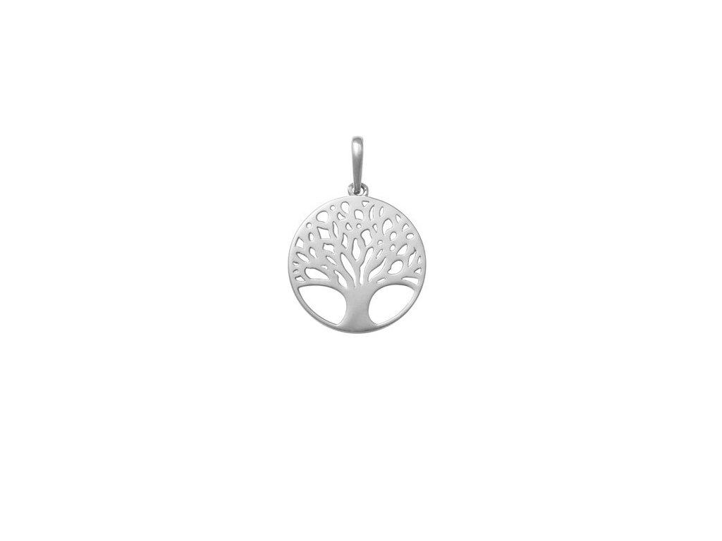 Zlatý přívěsek - strom života 7e30971044d