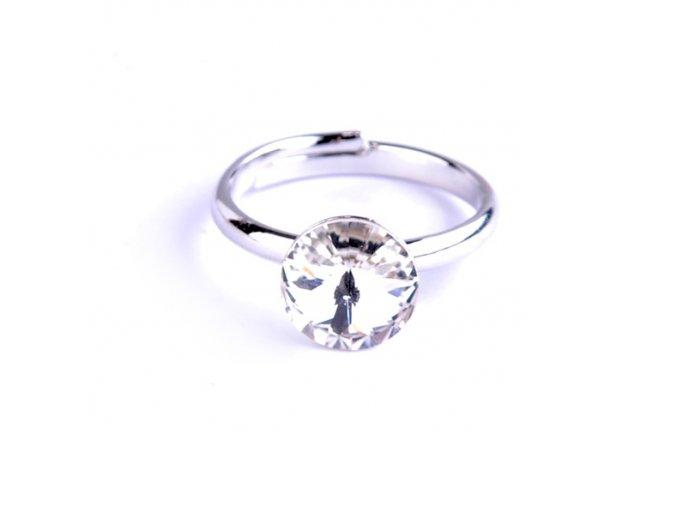 vyr 536Detsky prstynek se Swarovski crystals Rivoli 8 Crystal u
