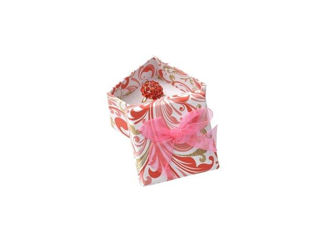 darkova krabicka na prsten s ruzovou masli 060890 pd