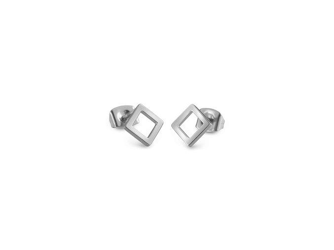 ocelove geometricke nausnice ctverce 075283 pd