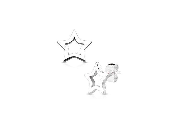 ocelove nausnice hvezdicky 023666 pd u x