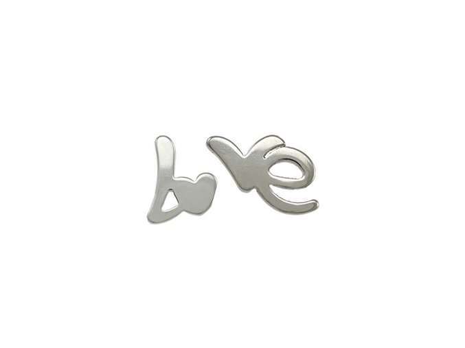 ocelove nausnice love 022489 pd x
