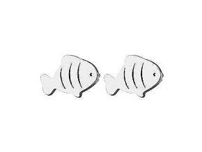 ocelove nausnice rybky 077576 pd u