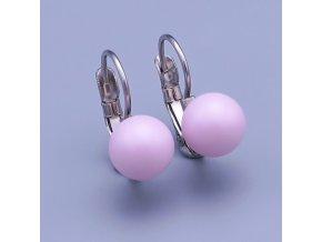 perla růžová