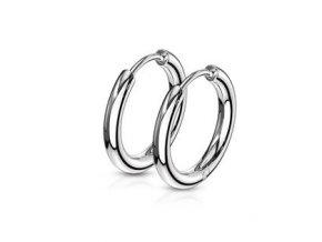 ocelove nausnice kruhy 15 mm 058551 pd